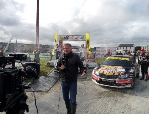 Cameras at the ready as BRC returns to global TV screens