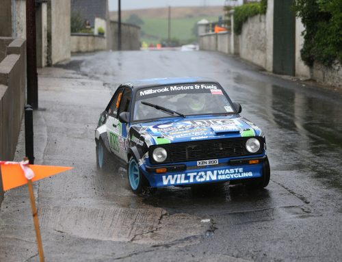 Dates set for 2017 Ulster Rally