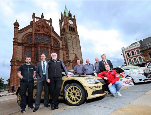 Ulster Rally set to return to Walled City