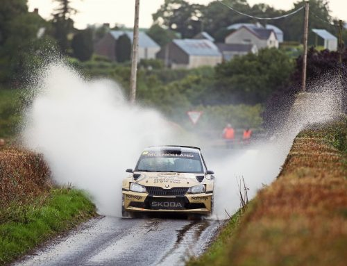 Rally Guide launched for John Mulholland Motors Ulster Rally