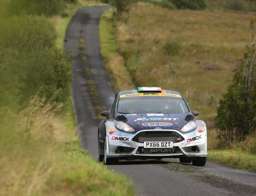 John Mulholland Motors Ulster Rally Super Saturday Event