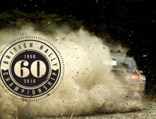 60 of the best for the British Rally Championship