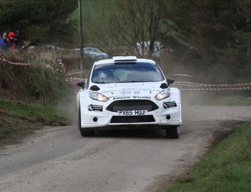 2018 Irish Tarmac Rally Championship Round 1 Update…