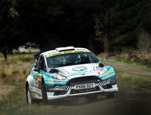 Edwards clinches dream maiden BRC win