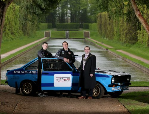 Council announces sponsorship of John Mulholland Motors Ulster Rally