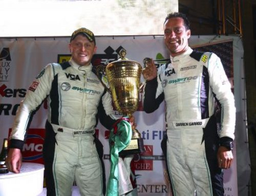 Edwards does the BRC double in Belgium