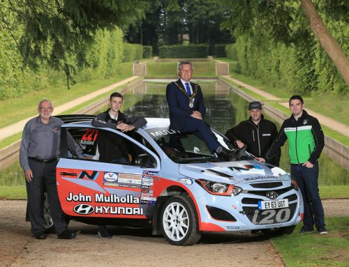 ULSTER RALLY LAUNCHES IN ANTRIM WITH ENTRIES OPEN
