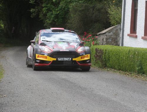 Irish Tarmac Rally Championship Round 5 Preview