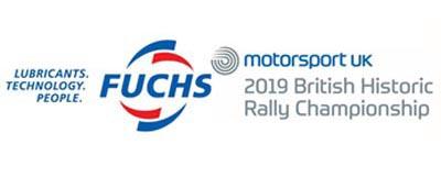 Motorsport UK British Historic Rally Championship