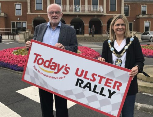ULSTER RALLY IN FRESH FUNDING BOOST