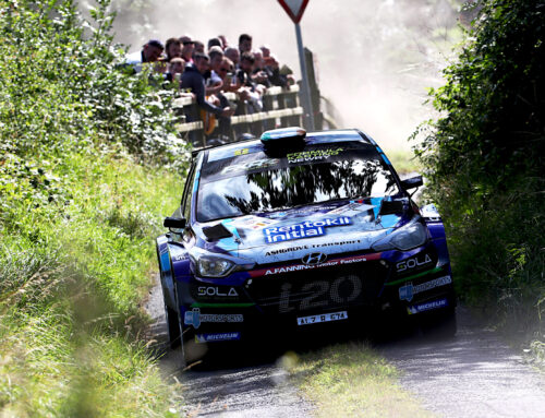 NOVEMBER DATE FOR ULSTER RALLY