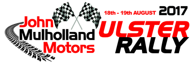 Ulster Rally Retina Logo