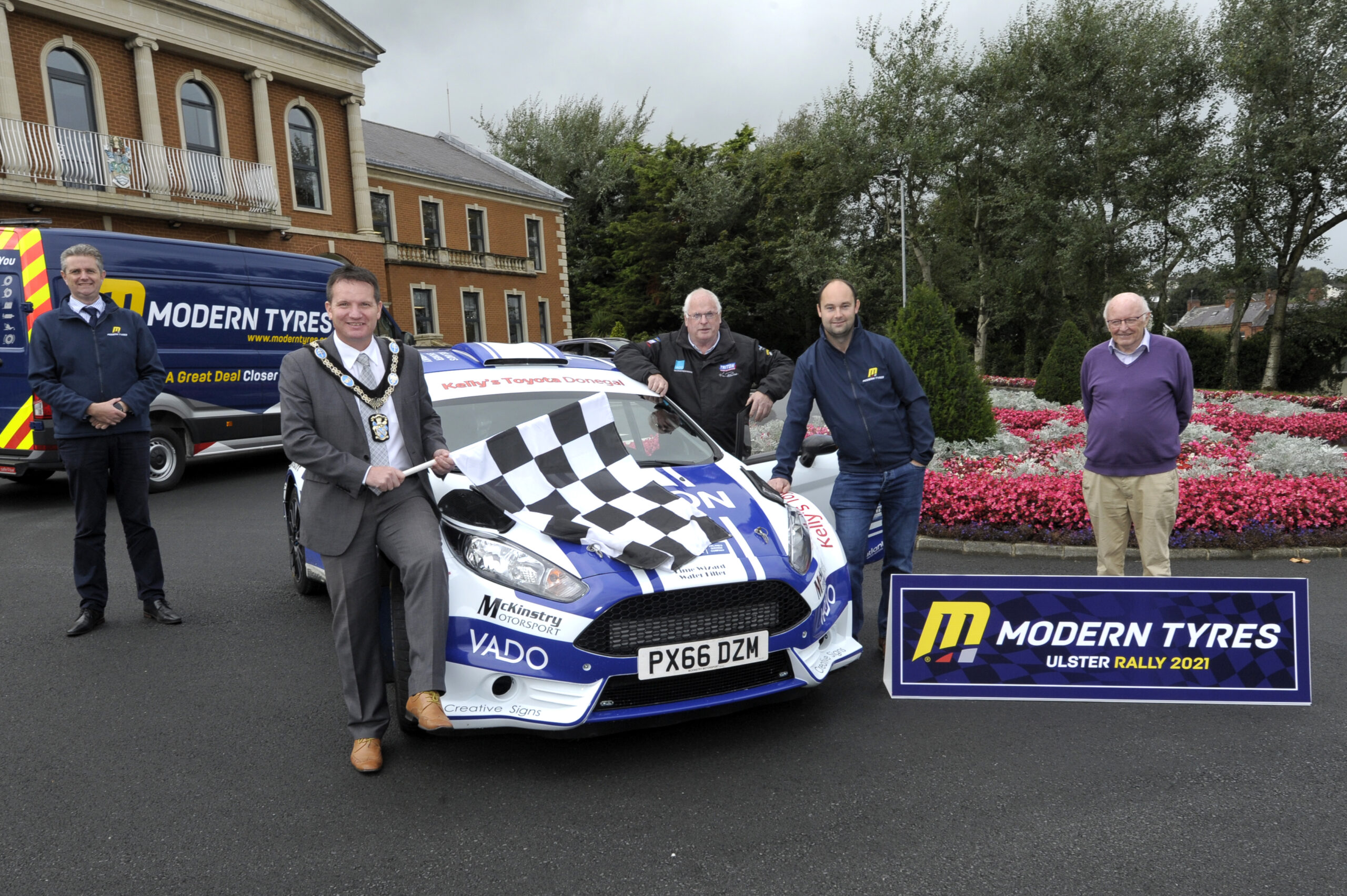 ULSTER RALLY SECURES NEW TITLE SPONSOR